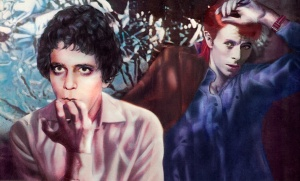Lou Reed David Bowie